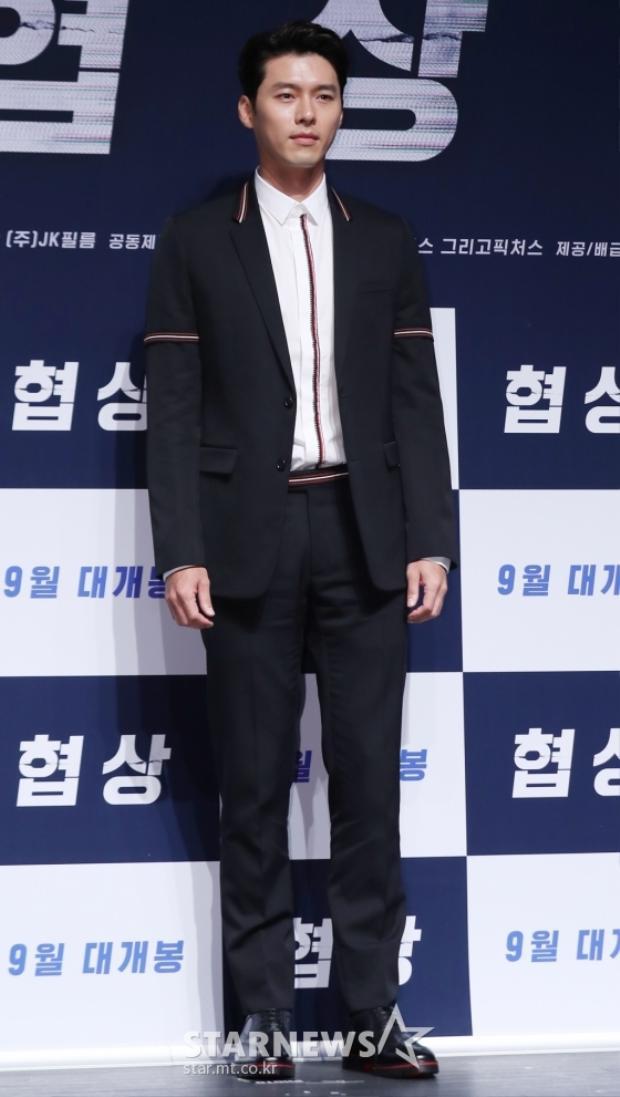 """Hyun Bin vẫn đẹp trai, bảnh bao như hội """"rich kid""""."""