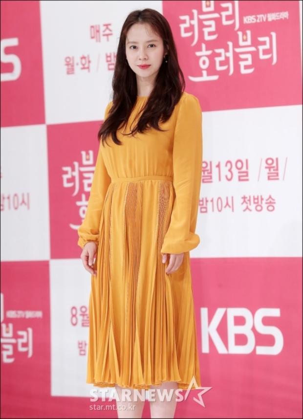 Nữ diễn viên sinh năm 1982 - Song Ji Hyo.
