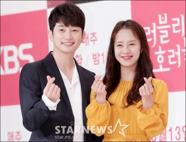 Dù Song Ji Hyo có sánh vai với những mỹ nam đình đám nào đi chăng nữa…..