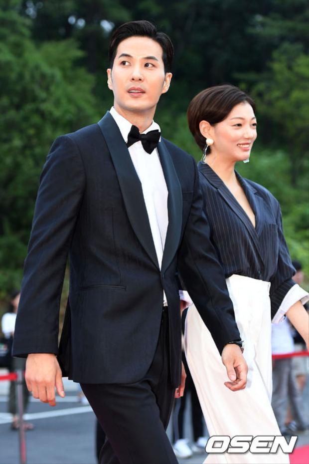 Nam diễn viên Kim Ji Seok.