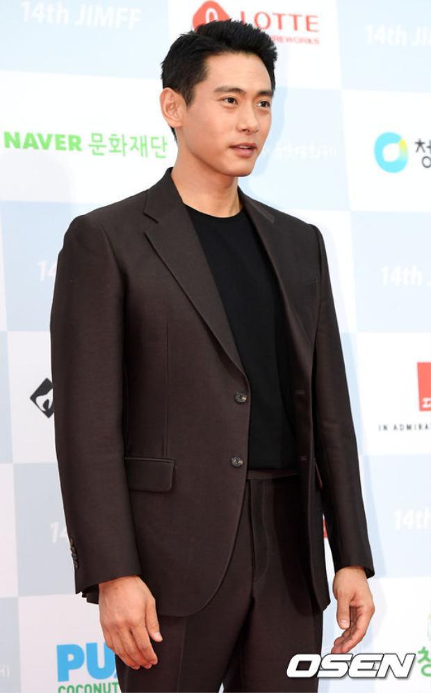 Yoo Tae Oh.