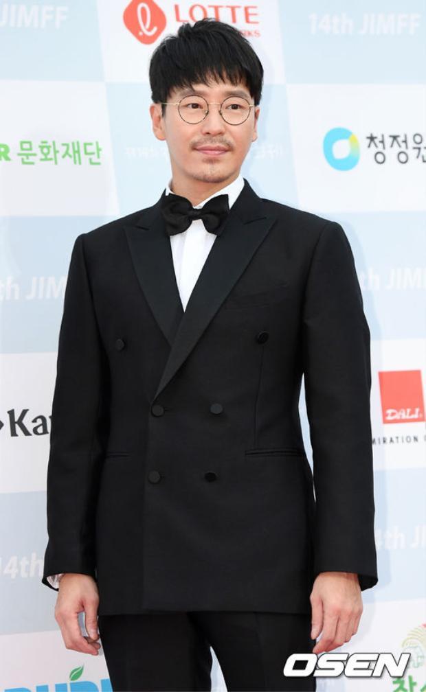 Diễn viên Eum Ji Jun.