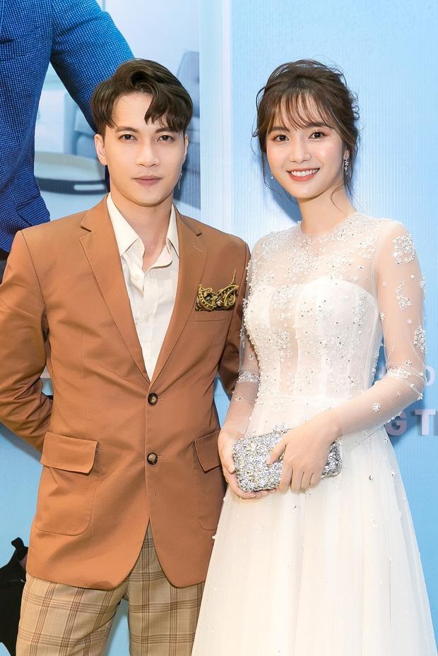 S.T Sơn Thạch và Jang Mi.