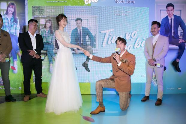Jun Phạm, B Trần và dàn sao đến dự đám cưới của S.T Sơn Thạch và Jang Mi