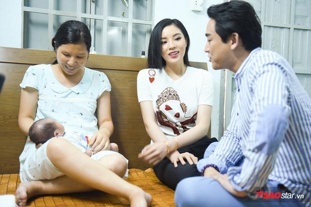 Tập cuối Manbirth: Song Giang  Kỳ Vĩ mẹ tròn con vuông, Trấn Thành  Hari khóc cười tính chuyện sinh em bé