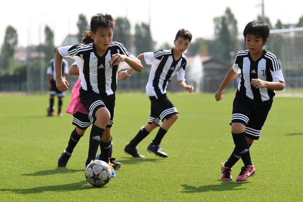 Học viện bóng đá Juventus Việt Nam tuyển sinh từ hôm nay.