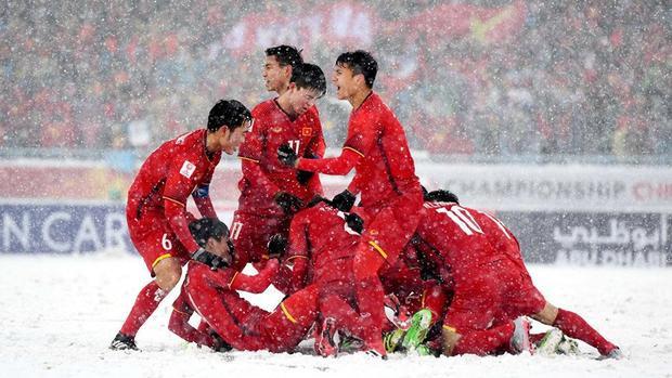 U23 Việt Nam là niềm tự hào của người hâm mộ.