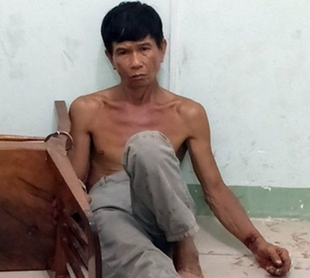 Nghi can Phan Minh Cường sát hại bé Đài.