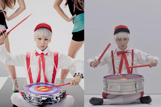 Fan Kpop 'nóng mặt' khi Zero 9 dám đưa cả… G-Dragon (BigBang) vào MV mới 2