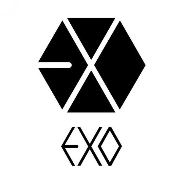 có sự tương đồng đến 90% với logo của nhóm EXO.