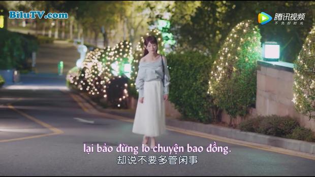 Trần Thanh Thanh đã có sự biến đổi suy nghĩ về mối quan hệ của mình với Cố Nam Tích và Tư Đồ Phong