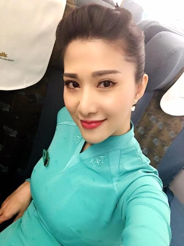 Vương Ngọc Loan, sinh năm 1986 hiện là tiếp viên hàng không của hãng hàng không quốc gia Việt Nam - Vietnam Airlines.