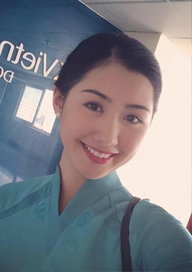 Ít ai biết, 5 mỹ nhân nhan sắc hơn người trong showbiz Việt này từng là tiếp viên hàng không