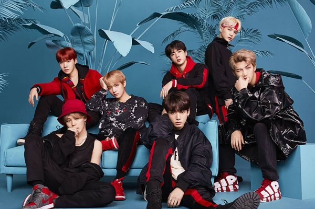 BTS được đề cử trong hạng mục Best International Group của giải thưởngBBC Radio 1's Teen Awards 2018.