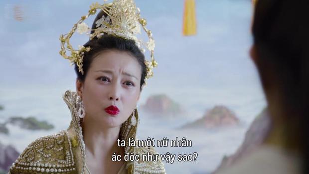 Nhưng Phượng Hoàng lại rất nghe lời mẹ