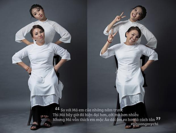 Phương Mỹ Chi: Em có thêm nhiều Mẹ, nhưng chỉ một người là Má