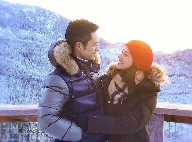 Thêm một đôi vợ chồng đẹp của làng giải trí Hoa ngữ - Hong Kong