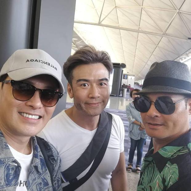 """Những """"bạn già"""" khác từng hợp tác ở nhà đài TVB lên đường tham gia hôn lễ"""