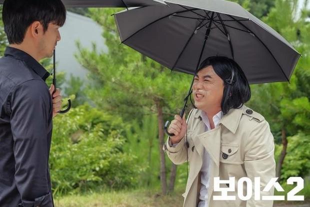 Trước một ngày lên sóng, diễn viên phim Voice 2 bất ngờ gặp tai nạn giao thông sau khi trở về từ phim trường