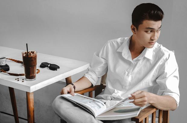 Đăng Khoa - Photographer được cho là đang hẹn hò với Jun Vũ.
