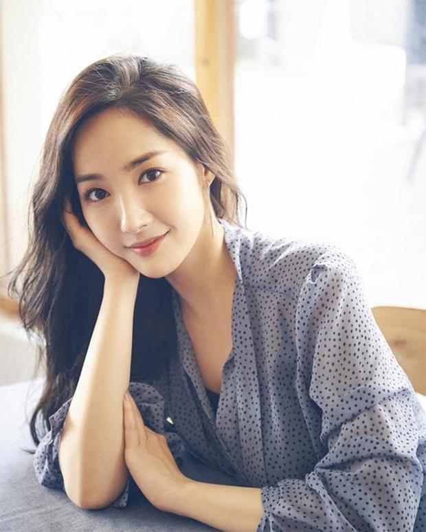 Park Min Young cũng không quên chia sẻ bí quyết để có một làn da trắng sáng.
