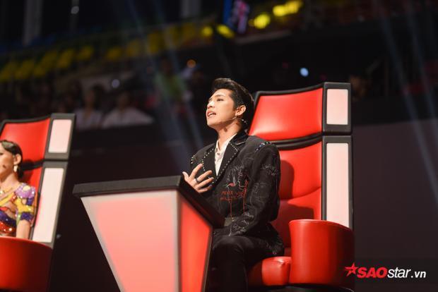 HLV Noo Phước Thịnh mong muốn thí sinh team Tóc Tiên có sự đột phá hơn trong phong cách biểu diễn.