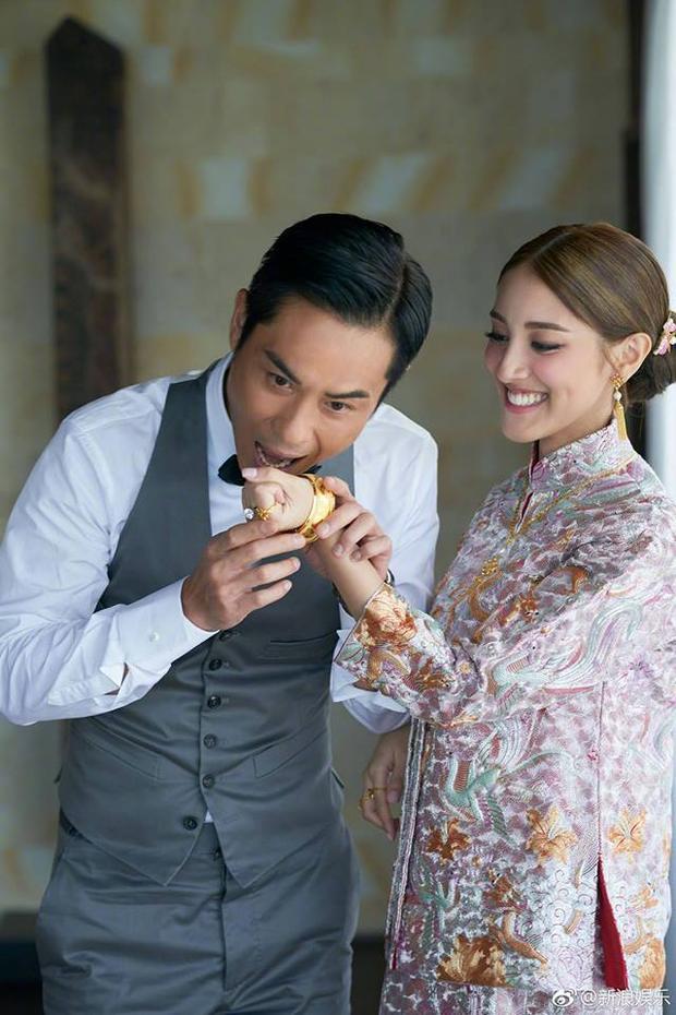 Mã Quốc Minh, Lê Diệu Tường cùng dàn sao TVB quẩy nhiệt tình trong hôn lễ Trịnh Gia Dĩnh