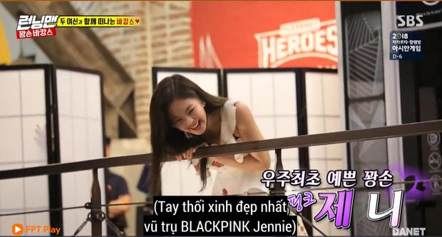"""Running Man tập 413 với sự xuất hiện của """"tay thối"""" xinh đẹp nhất vũ trụ Jennie từ BlackPink."""