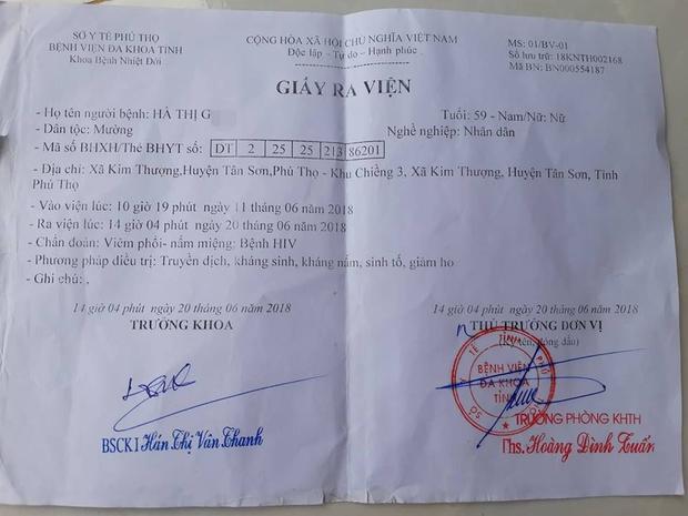 Ngoài ông N., còn hai người trong xã cũng bị nhiễm HIV.