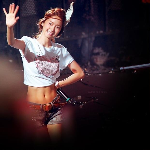 Hoa mắt với cơ bụng săn chắc của 8 'nữ thần' nhà SM: BoA, Seulgi (Red Velvet), Luna (F(x))
