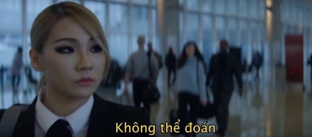 CL (2NE1) xuất hiện gợi cảm lạnh lùng trong trailer phim hành động của người hùng Transformer