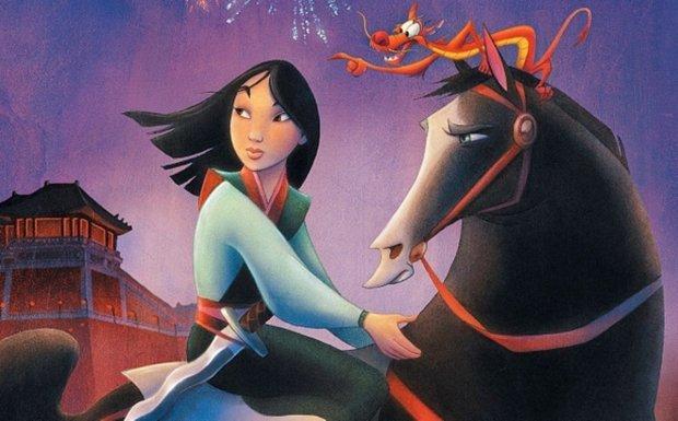 'Hoa Mộc Lan' của Disney chính thức khai máy, lộ diện tạo hình Mộc Lan của Lưu Diệc Phi