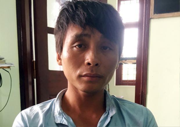Nguyễn Đăng Khoa tại cơ quan điều tra. Ảnh: Vnexpress.