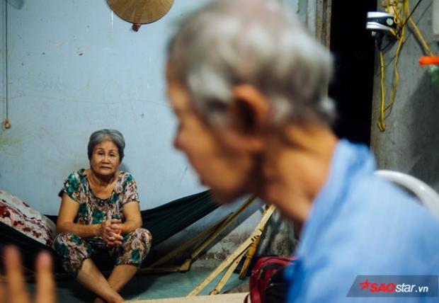 Hai ông bà coi nhau như tri kỷ, lo lắng chăm sóc nhau lúc ốm đau