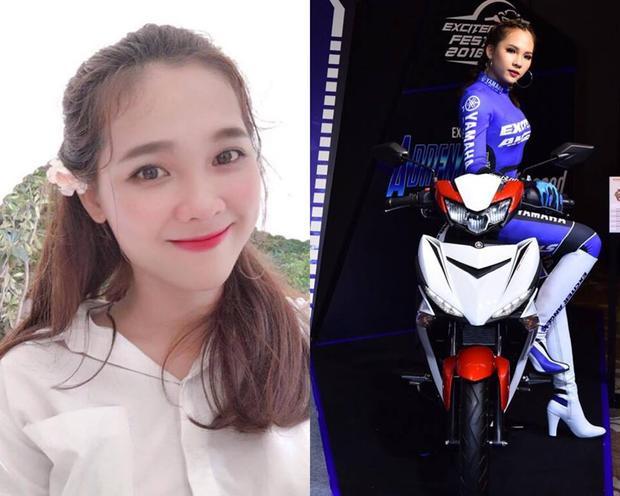Hà Thanh trẻ trung, nhí nhảnh trong đời thường và ấn tượng khi tham gia sự kiện của Yamaha. Con gái đi xe tay côn là 'gái man'? Hãy nhìn 4 thiên thần của Yamaha để biết bạn đã sai!