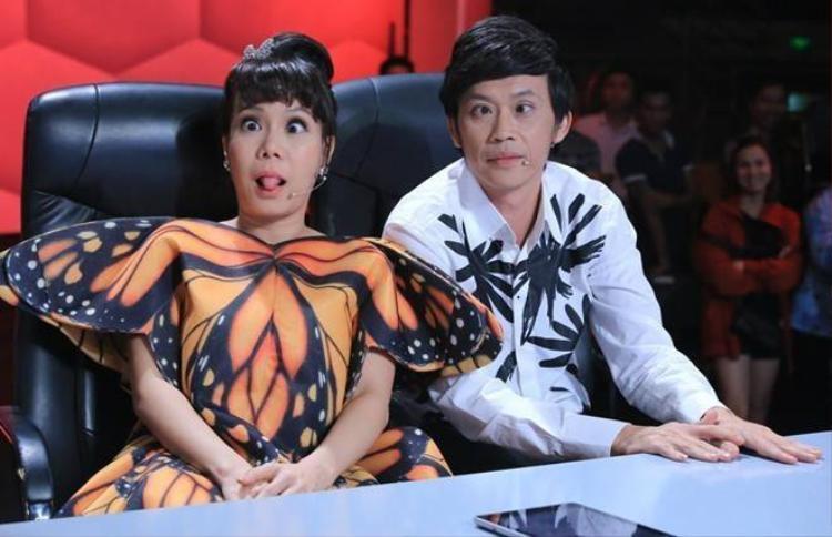 Hoài Linh chấm cuộc thi nhảy dành cho người mập