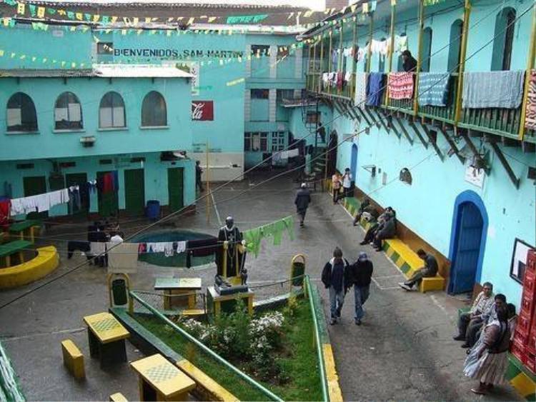7 nhà tù lạ lùng nhất thế giới