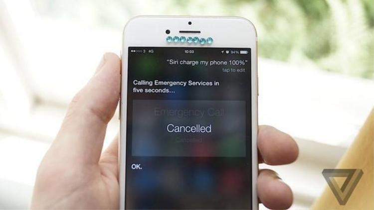 Siri gặp lỗi khi người dùng iPhone yêu cầu sạc