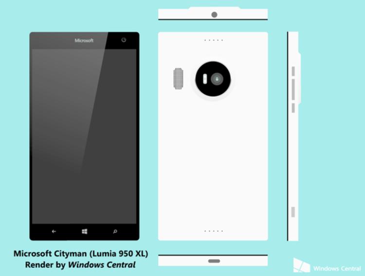 Smartphone mới của Microsoft vẫn sử dụng vỏ nhựa