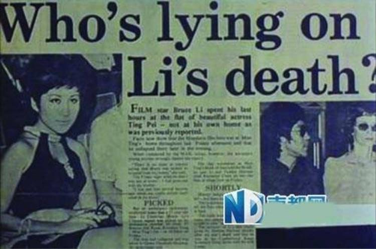Cuộc đời huyền thoại và cái chết bí ẩn của Lý Tiểu Long