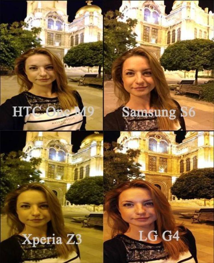 Smartphone nào chụp selfie tốt nhất?