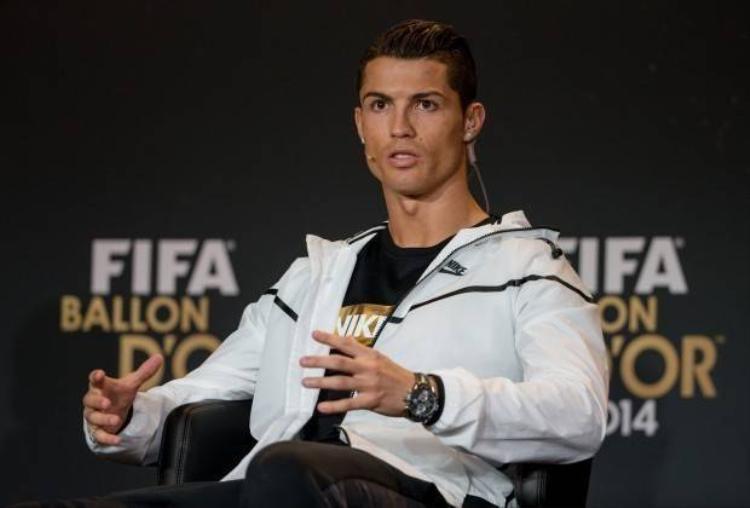 Ronaldo không tự tin giành Quả bóng vàng FIFA 2015