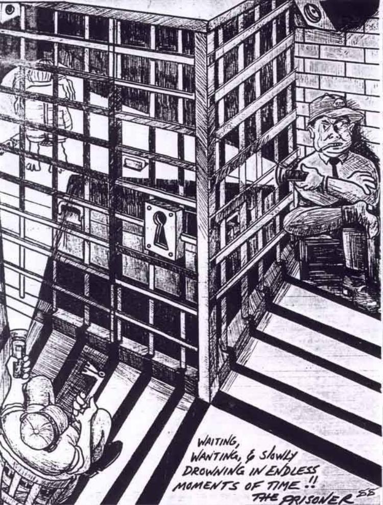Ác mộng của tù nhân nguy hiểm bậc nhất nước Mỹ