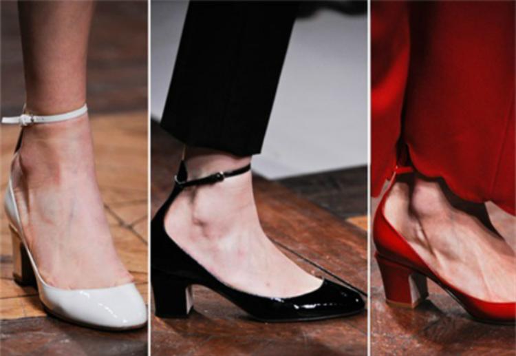 Bí quyết chọn giày phù hợp cho từng dáng người
