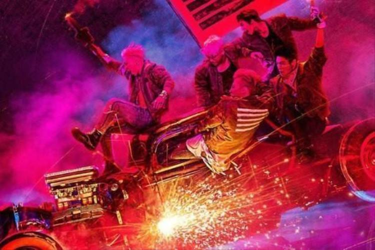 Vượt Taylor Swift, Big Bang thắng bình chọn MTV Iggy