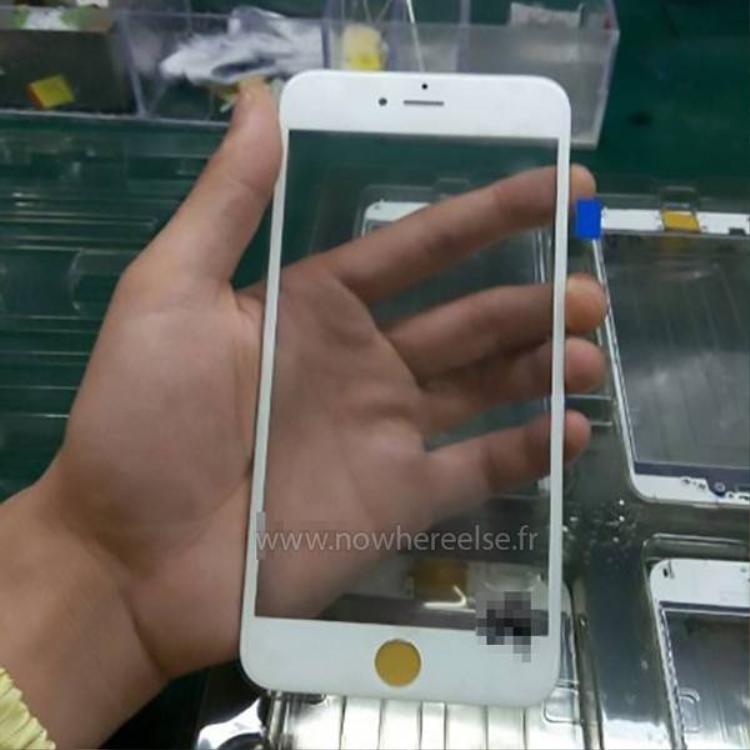 Lộ ảnh iPhone 6S được sản xuất hàng loạt