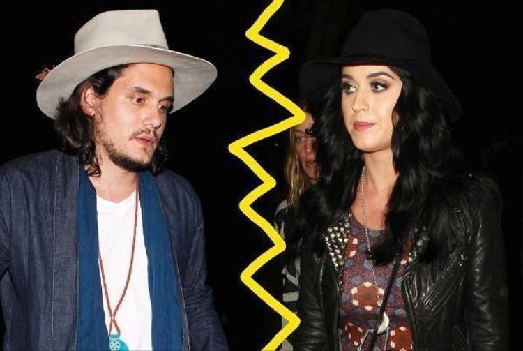 Katy Perry chia tay John Mayer lần thứ 2 trong năm 2015