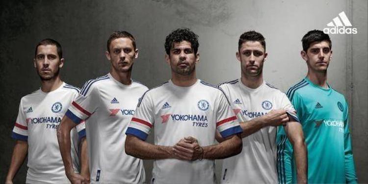 Chelsea công bố áo đấu sân khách màu trắng mùa tới