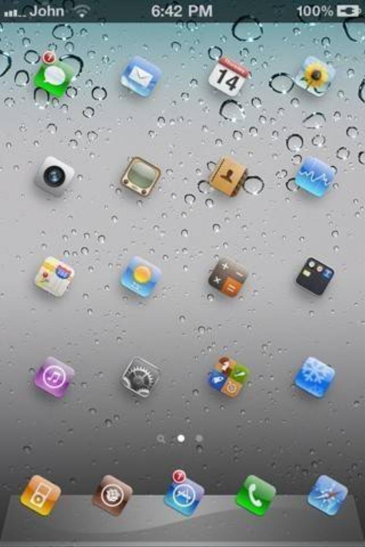Hướng dẫn làm icon iPhone 6 trong suốt