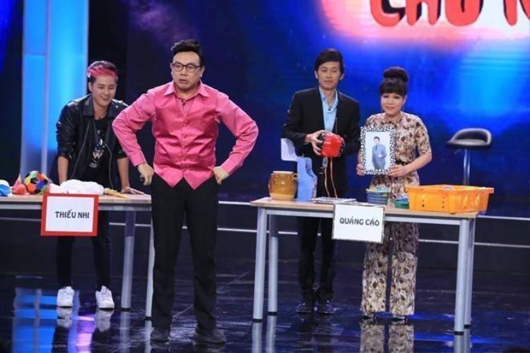 Việt Hương, Trấn Thành ủ mưu chơi xỏ Trường Giang